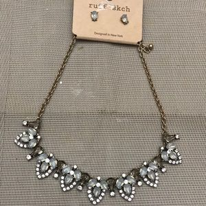Beautiful Necklace & earrings nyc